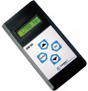 GM80, Portable Indicator